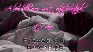frayed silk teaser